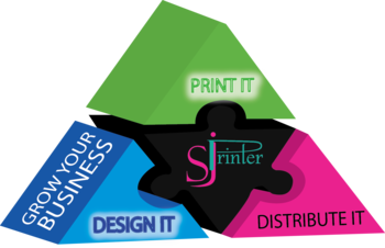 Design It - Print It - Distribute It
